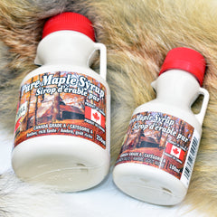 Plastic jar maple syrup 枫树糖浆 100ml