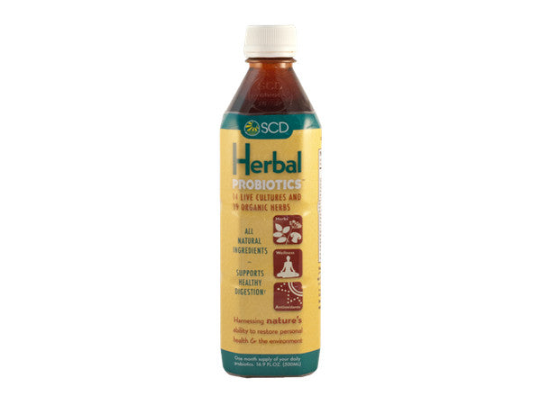 SCD Herbal Tea - 500 mL