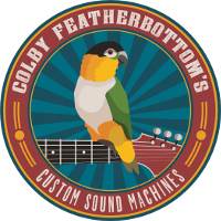 Colby Featherbottom's Custom Sound Machines