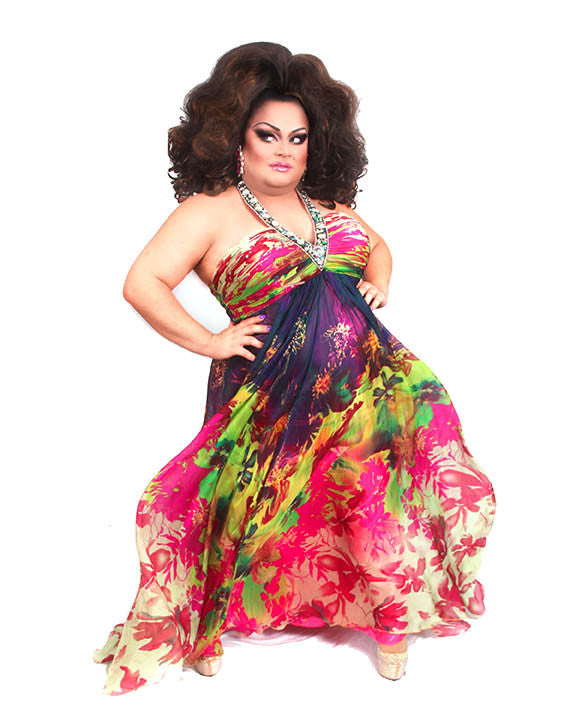 Ginger Minj 8x10 Photo