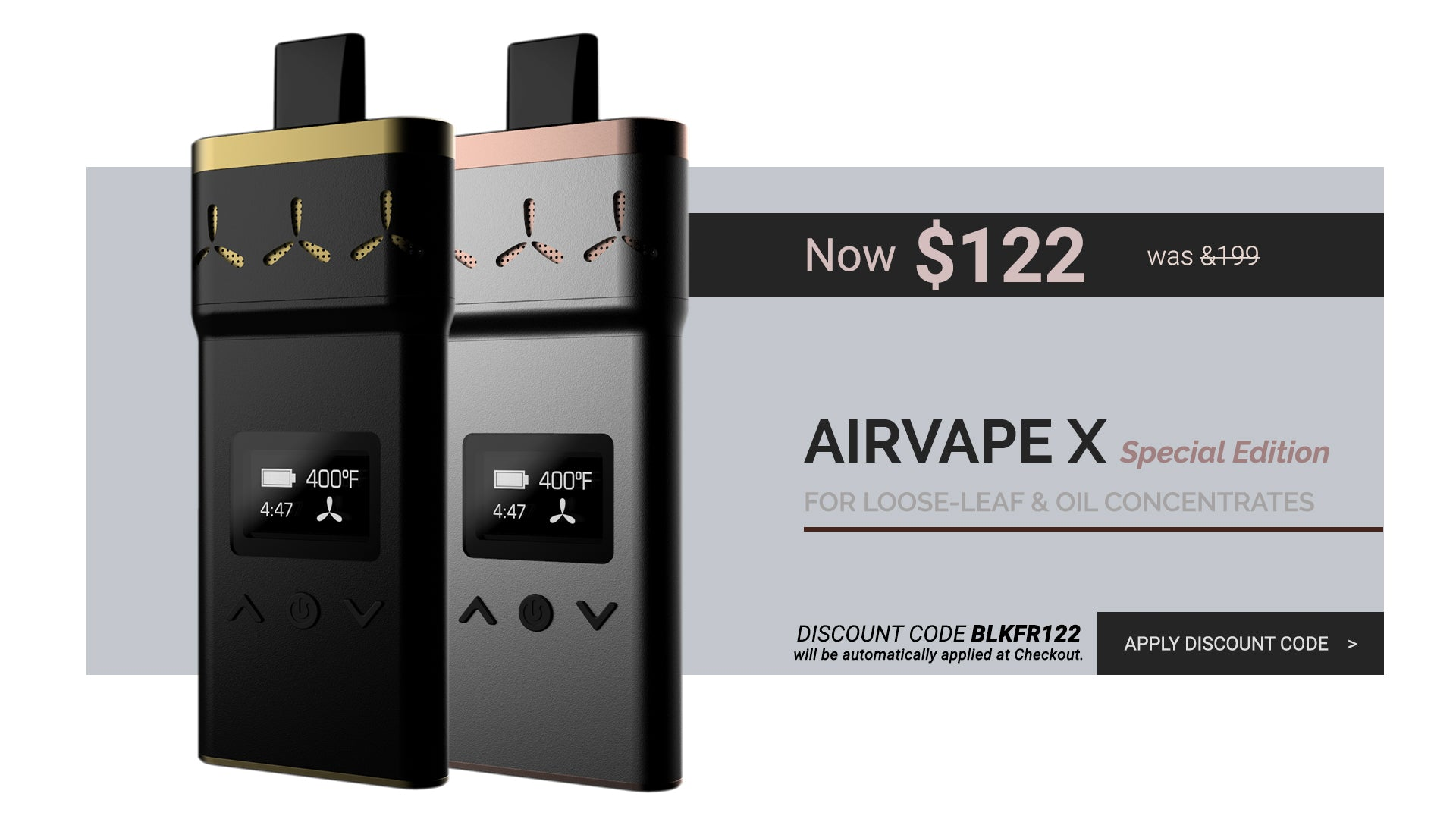 AirVape X Special Edition