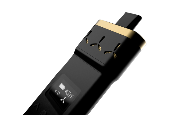 AirVape X SE | Black & Gold