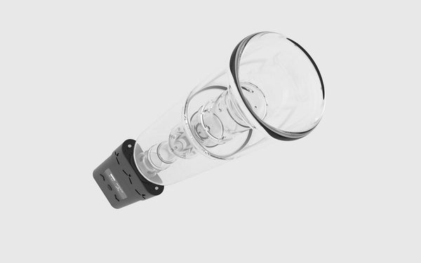AirVape coupon: Water Bong with Attachment for AirVape Xs