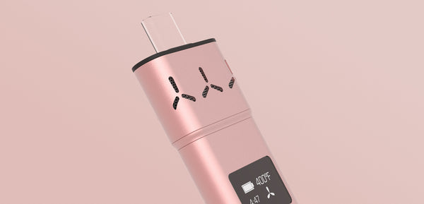 AirVape Xs | Rose Gold
