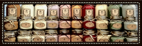 Bella-Mia Naturals Everyday Soy Candle Collection in Sparta, NJ 07871