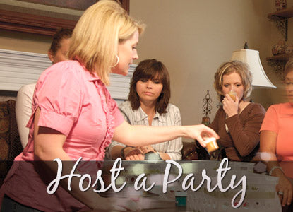 Host a Bella-Mia Naturals soy candle party today!