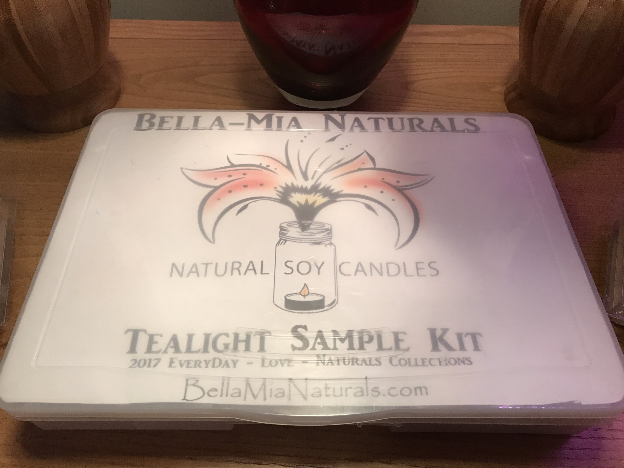 Tealight Sample Kit