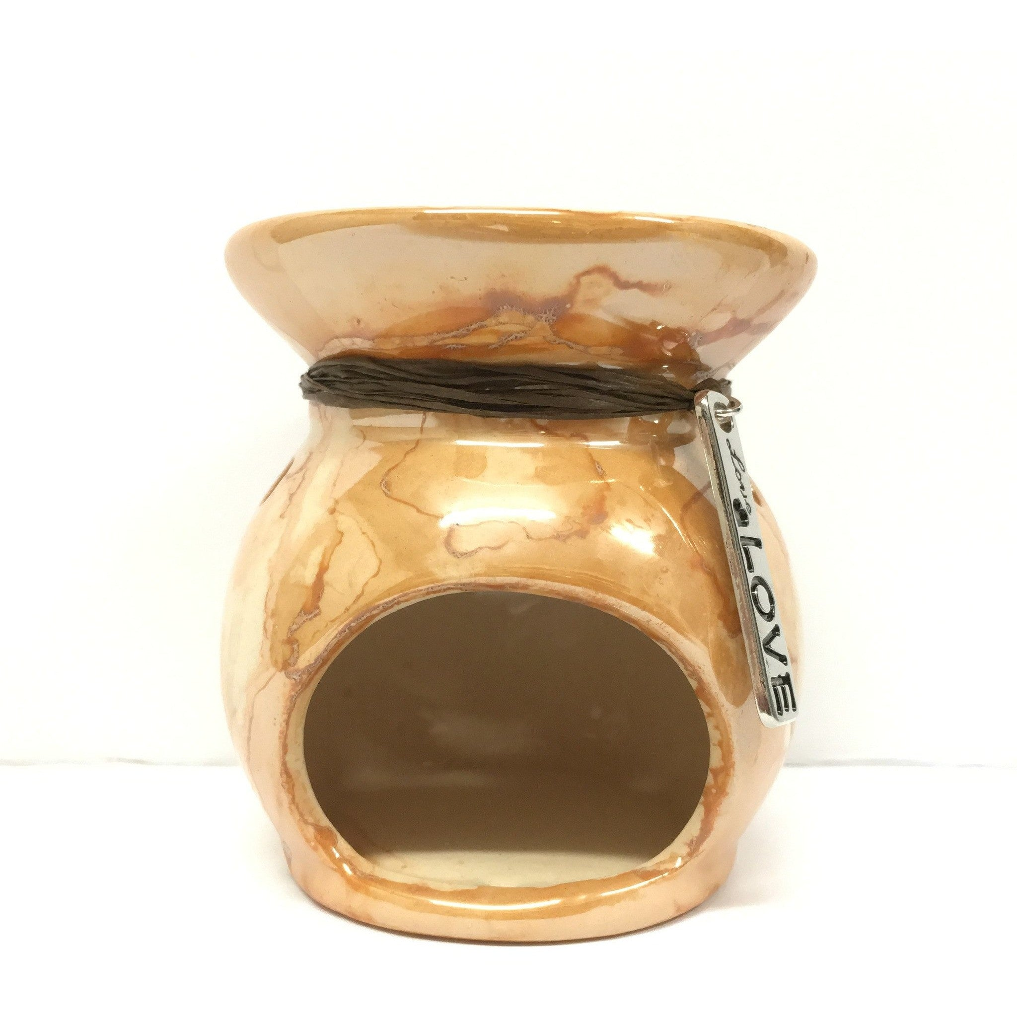 Ceramic Melters for Tealights & Melts -  - Bella-Mia Naturals All Natural Soy Candles & Lip Balms - 1
