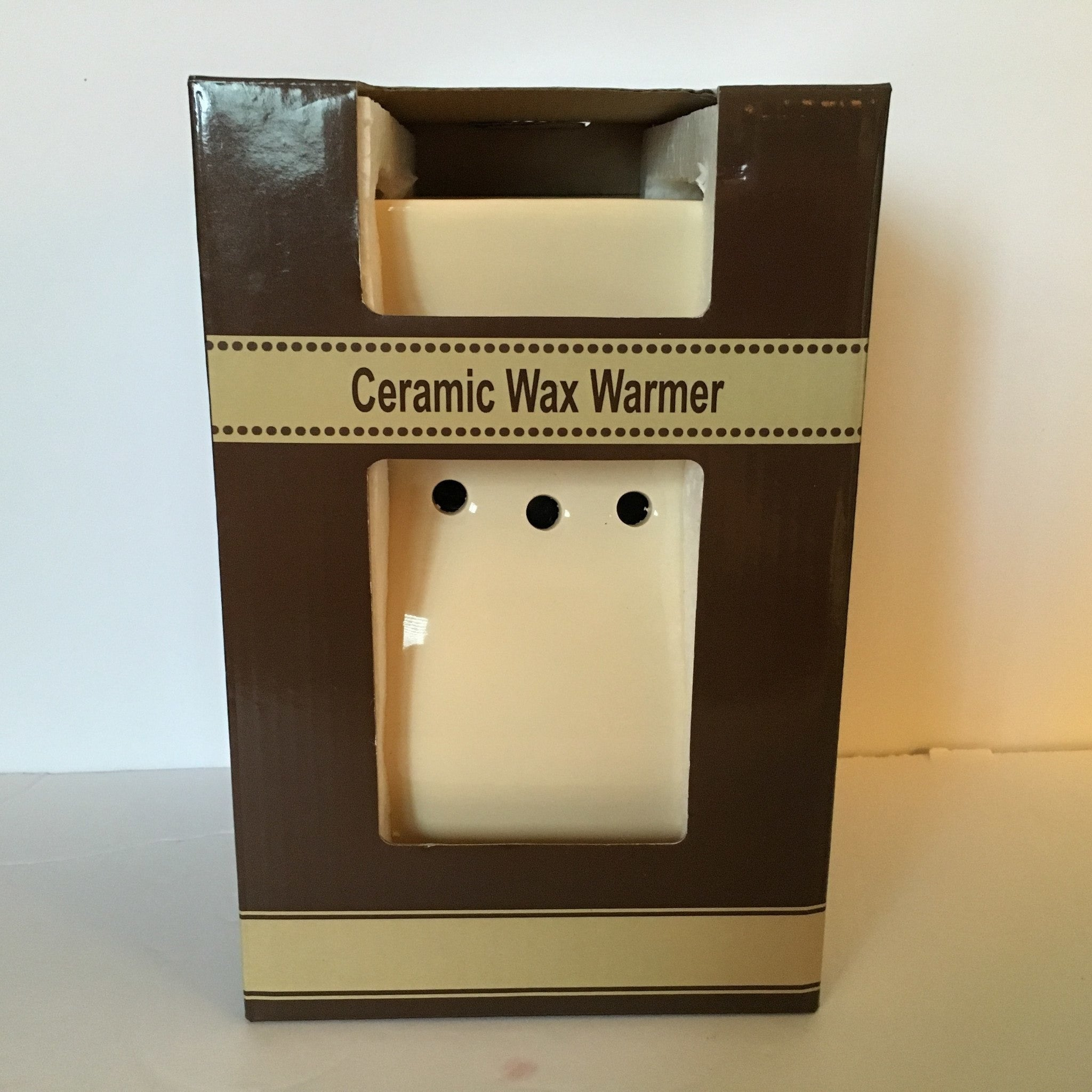 Ceramic Electric Wax Warmer #3 -  - Bella-Mia Naturals All Natural Soy Candles & Lip Balms - 1