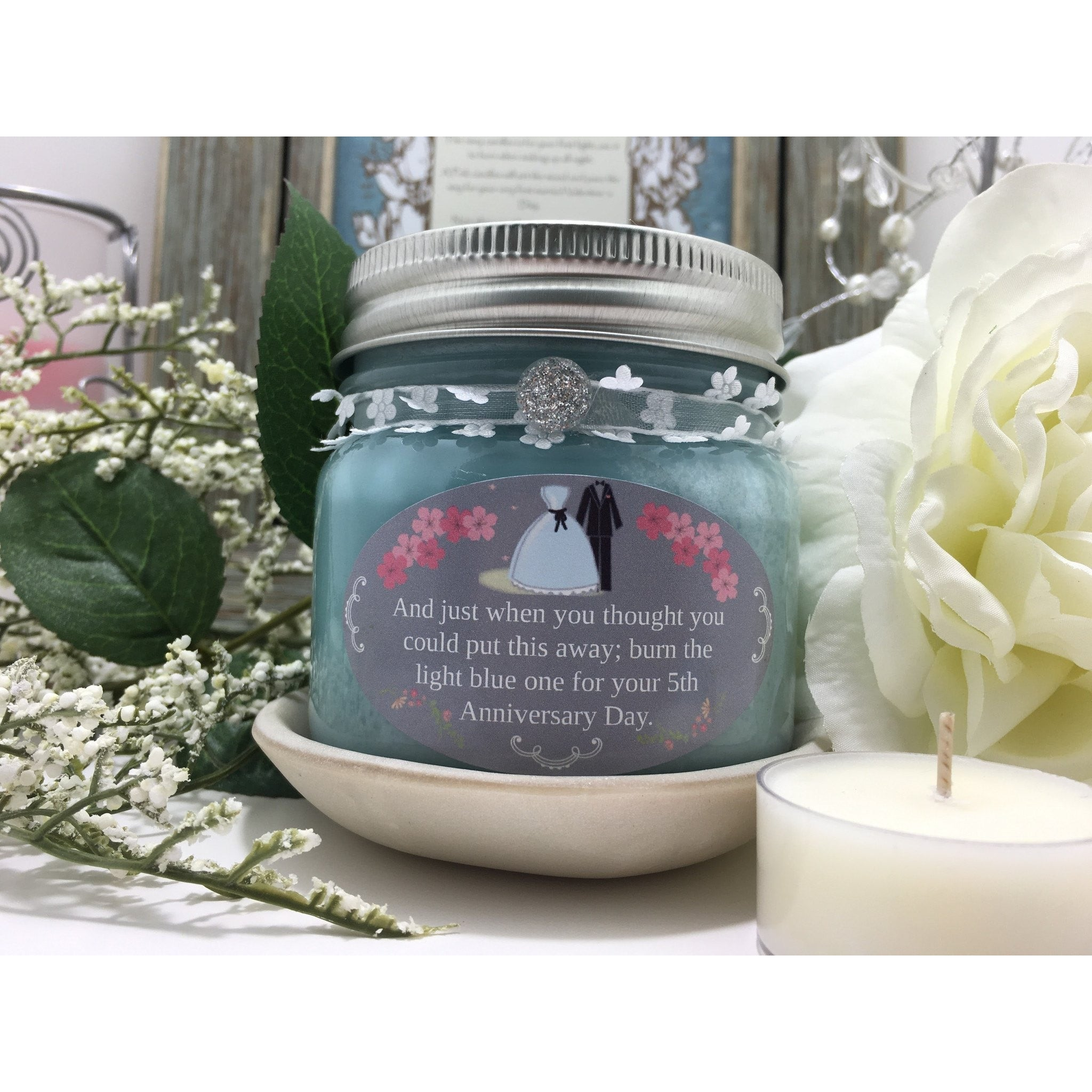 Wedding & Shower Party Natural Hand Poured Soy Candles & Melts -  - Bella-Mia Naturals All Natural Soy Candles & Lip Balms - 22