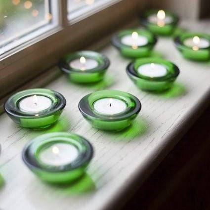 Chunky Tealight Holders for our Soy Tealights by Eastland® -  - Bella-Mia Naturals All Natural Soy Candles & Lip Balms - 9