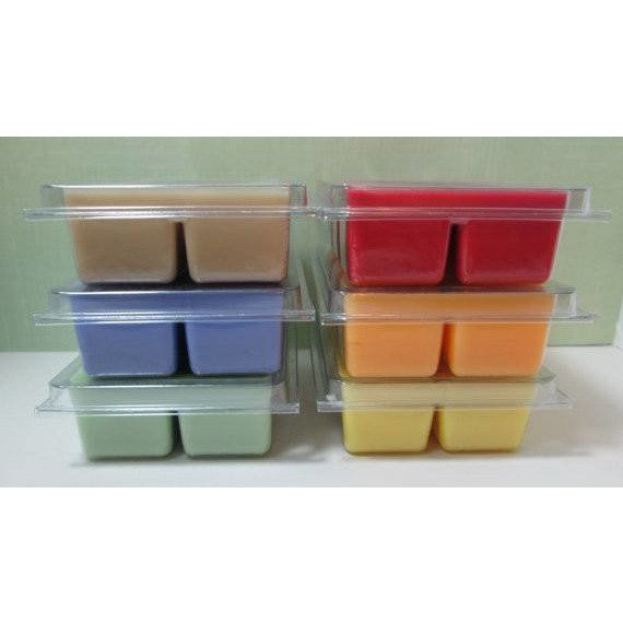 Harvest-Spice Natural Hand Poured Soy Candles - Melt-6 Pack - Bella-Mia Naturals All Natural Soy Candles & Lip Balms - 3