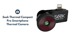 Seek Thermal Compact Pro Smartphone Thermal Camera