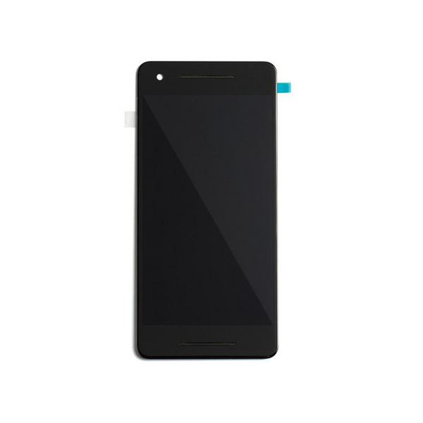 LCD and Digitizer Touch Screen Assembly for Google Pixel 2 [Choice / Black]