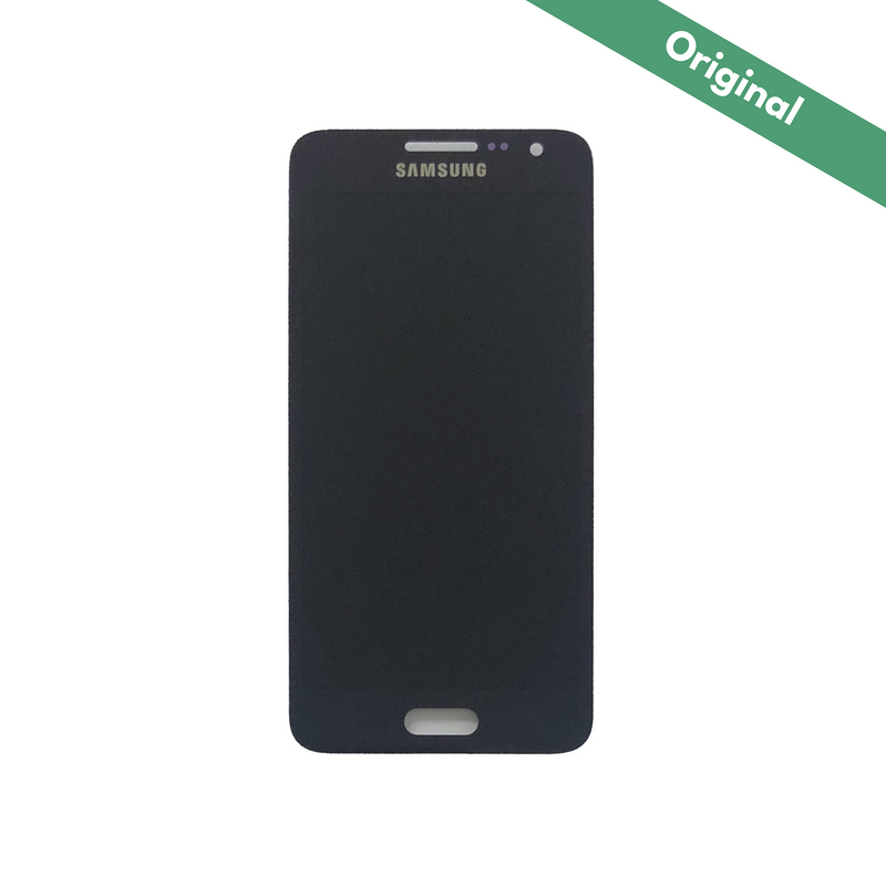 LCD and Digitizer Touch Screen Assembly for Samsung Galaxy A3 A300 [Original / Black]