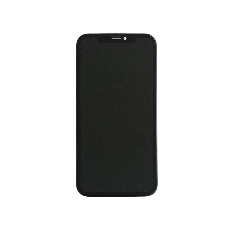 LCD and Digitizer Touch Screen Assembly for iPhone XR [Standard Plus / Black / SC]