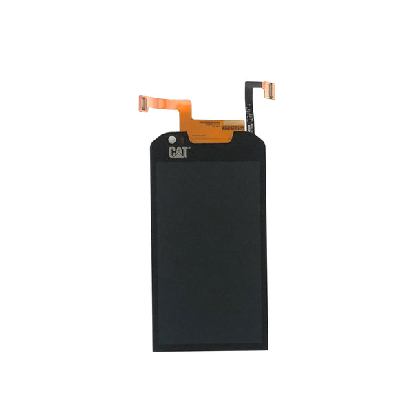 LCD and Digitizer Touch Screen Assembly for Cat S60 [Choice / Black]