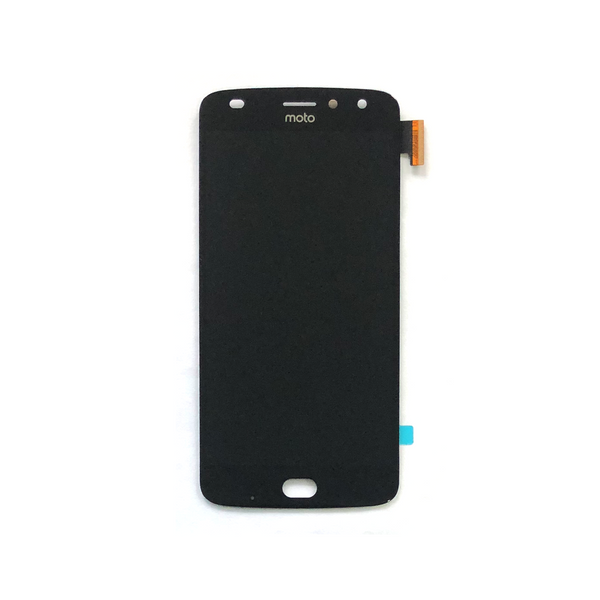 LCD and Digitizer Touch Screen Assembly for Motorola Moto Z2 Play [Choice / Black]