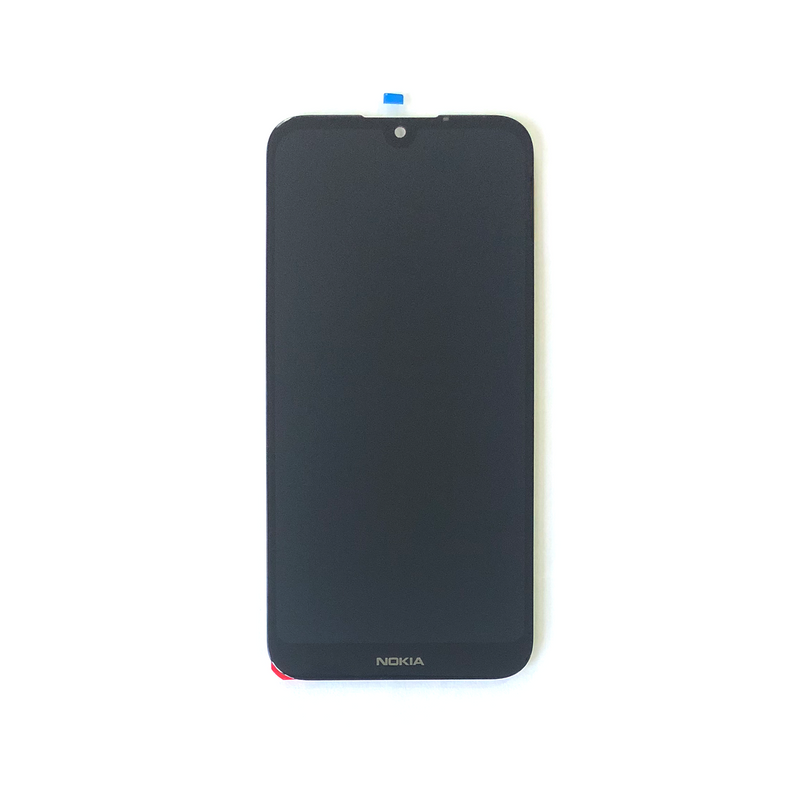 LCD and Digitizer Touch Screen Assembly for Nokia 4.2 [Original / Black]