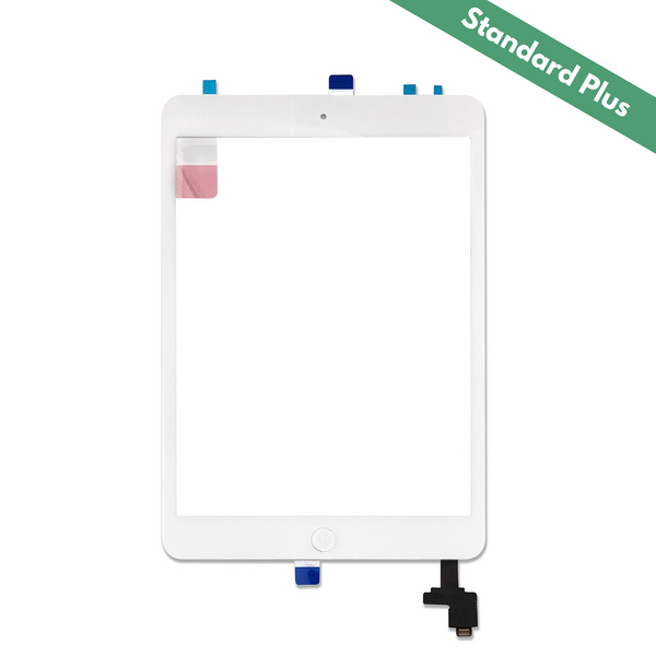 Digitizer Touch Screen with IC for iPad Mini / Mini 2 [Standard Plus / White]