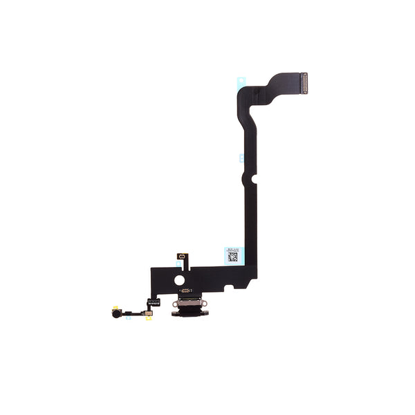 Charging Port Flex Cable for iPhone XS Max [Original / Black]