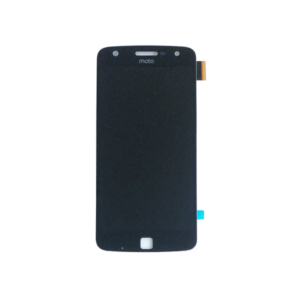 LCD and Digitizer Touch Screen Assembly for Motorola Moto Z Play [Choice / Black]