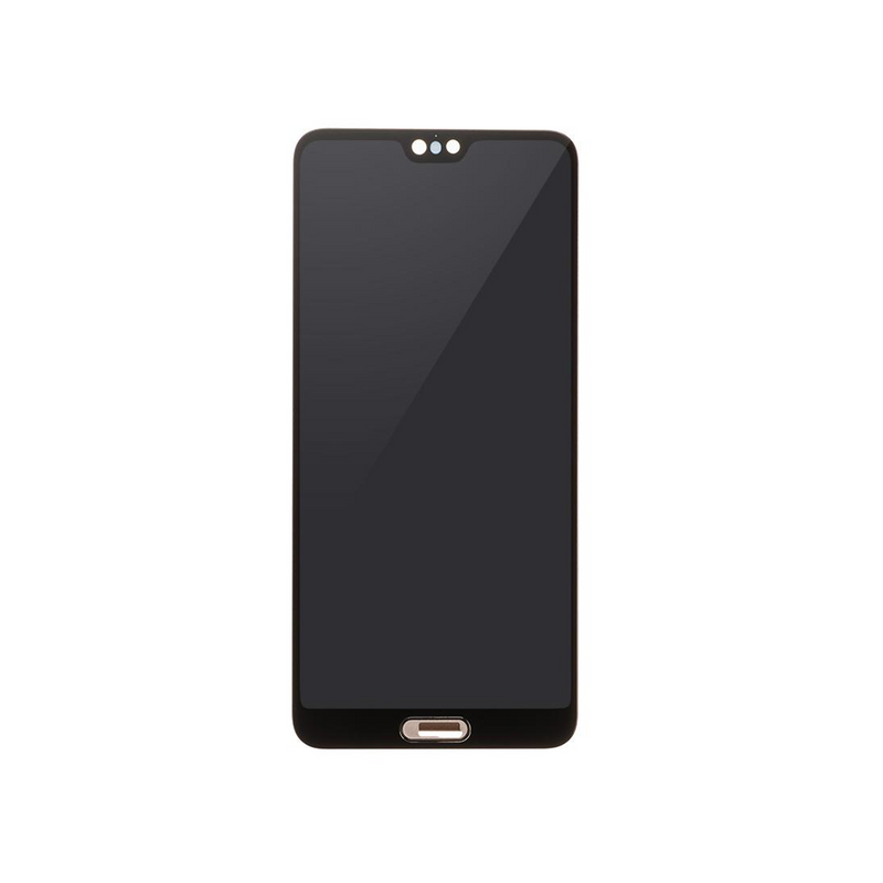 LCD and Digitizer Touch Screen Assembly for Huawei P20 [Premium / Black]