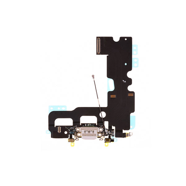 "Charging Port Flex Cable for iPhone 7 4.7"" [Original / White]"