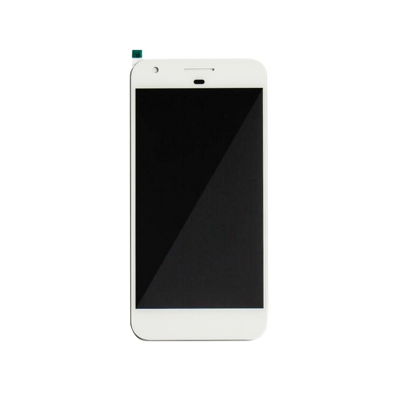 "LCD and Digitizer Touch Screen Assembly for Google Pixel "" [Original / White]"