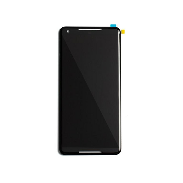 LCD and Digitizer Touch Screen Assembly for Google Pixel 2 XL [Original / Black]