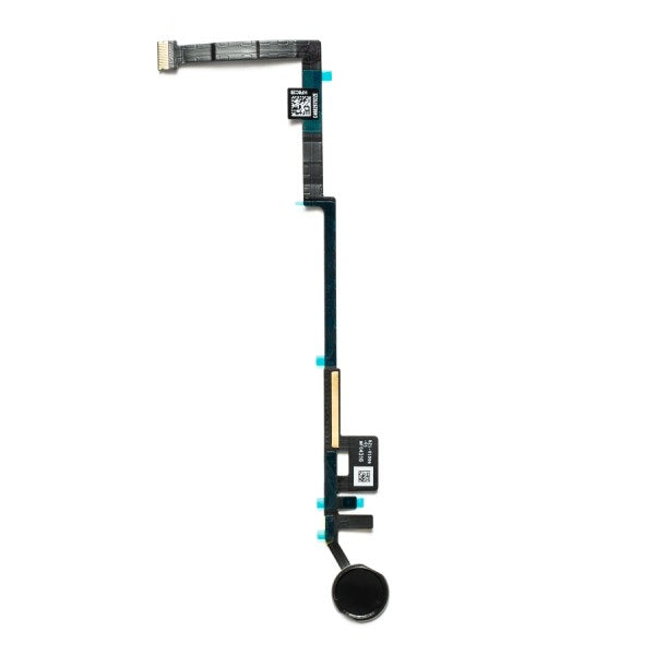 Home Button Flex Cable for iPad 9.7 2017 2018 [Original / Black]