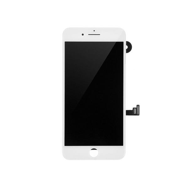 LCD and Digitizer Touch Screen Assembly with Small Parts for iPhone 7 [Standard Plus / White]