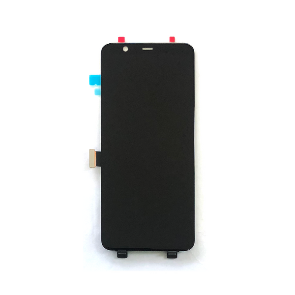 LCD and Digitizer Touch Screen Assembly for Google Pixel 4 XL [Original / Black]
