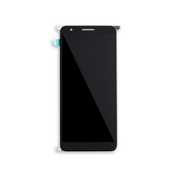 LCD and Digitizer Touch Screen Assembly for Google Pixel 3a [Premium / Black]