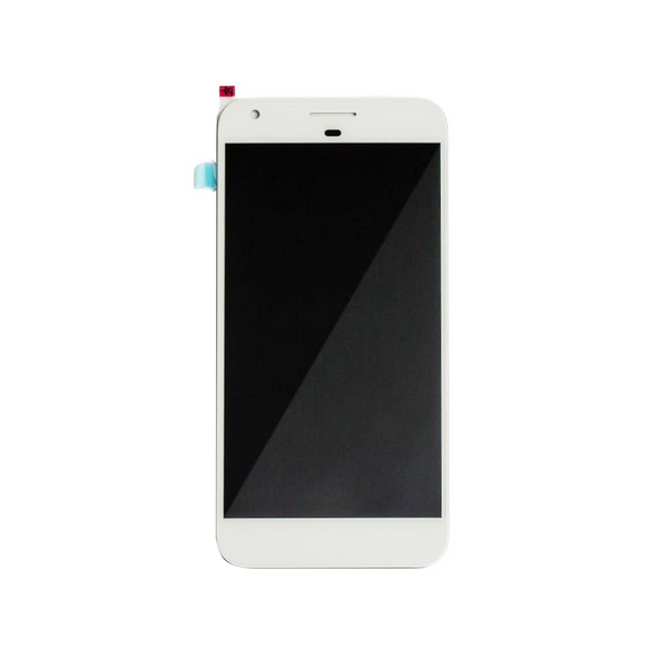 "LCD and Digitizer Touch Screen Assembly for Google Pixel XL 5.5"" [Premium / White]"