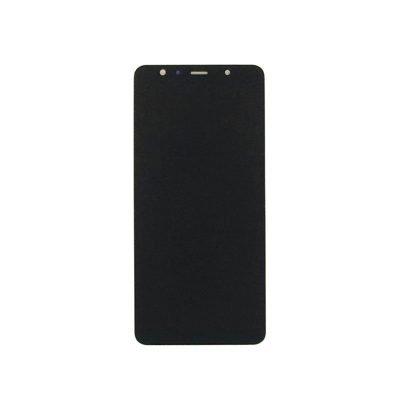 LCD and Digitizer Touch Screen Assembly for Samsung Galaxy A7 (2018) A750 [Standard Plus / Black]