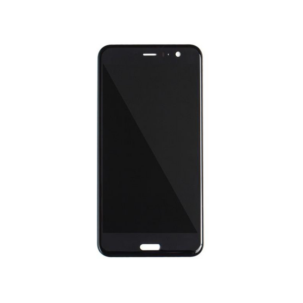 LCD and Digitizer Touch Screen Assembly for HTC U11 [Premium / Black]