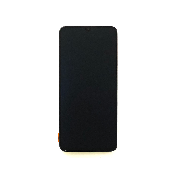 LCD and Digitizer Touch Screen Assembly with Frame for Samsung Galaxy A70 A705 [Premium / Black]