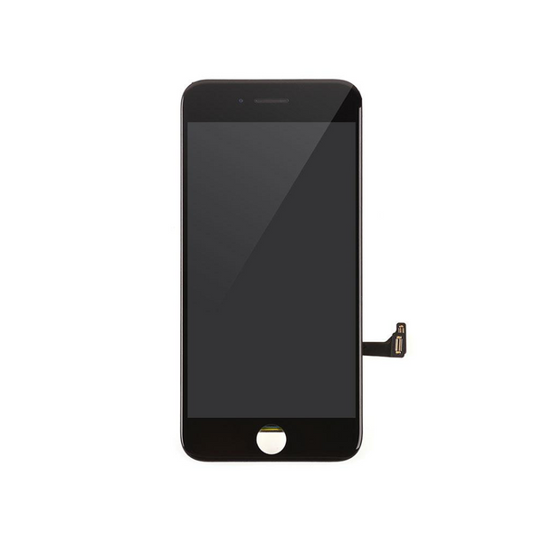"LCD and Digitizer Touch Screen Assembly for iPhone 7 4.7"" [Choice / Black / ALG]"