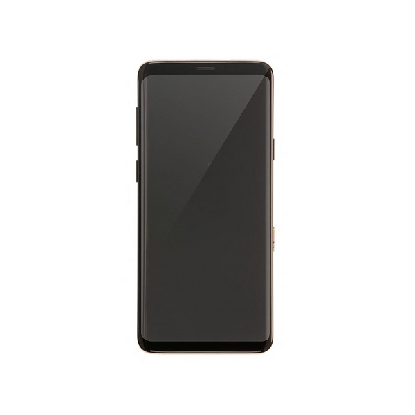 LCD and Digitizer Touch Screen Assembly with Frame for Samsung Galaxy S9 Plus G965 [Premium / Black]