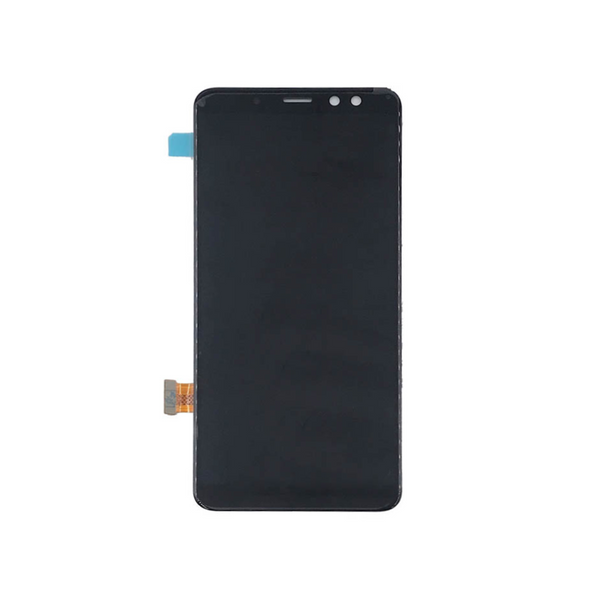 LCD and Digitizer Touch Screen Assembly for Samsung Galaxy A8 (2018) A530 [Premium / Black]