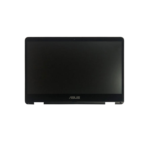 LCD and Digitizer Touch Screen Assembly for Asus Vivobook Flip 14 TP401M [Premium / Black]