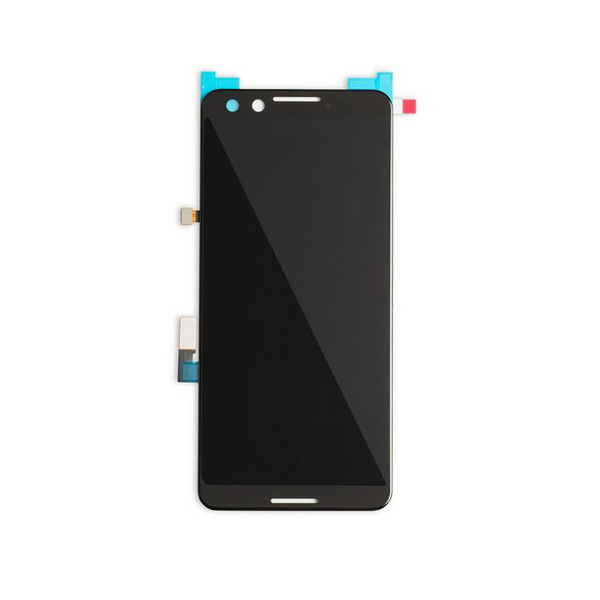 LCD and Digitizer Touch Screen Assembly for Google Pixel 3 [Original / Black]