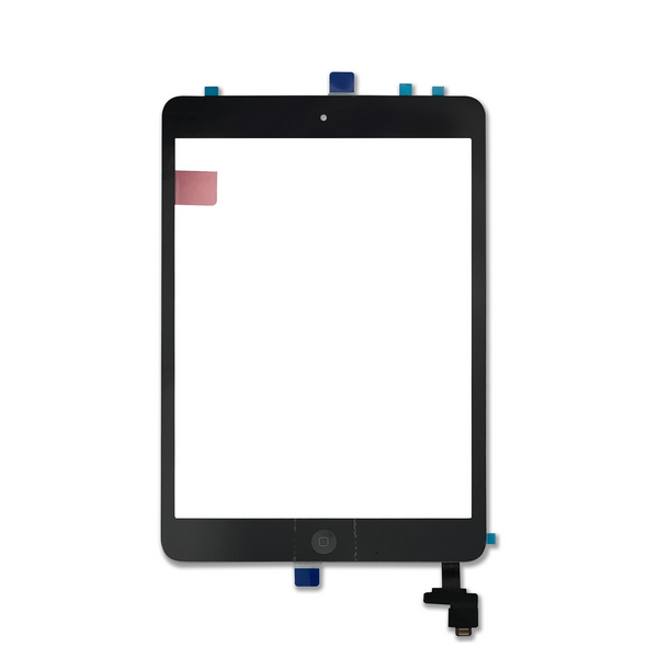 Digitizer Touch Screen with IC for iPad Mini / Mini 2 [Choice / Black]
