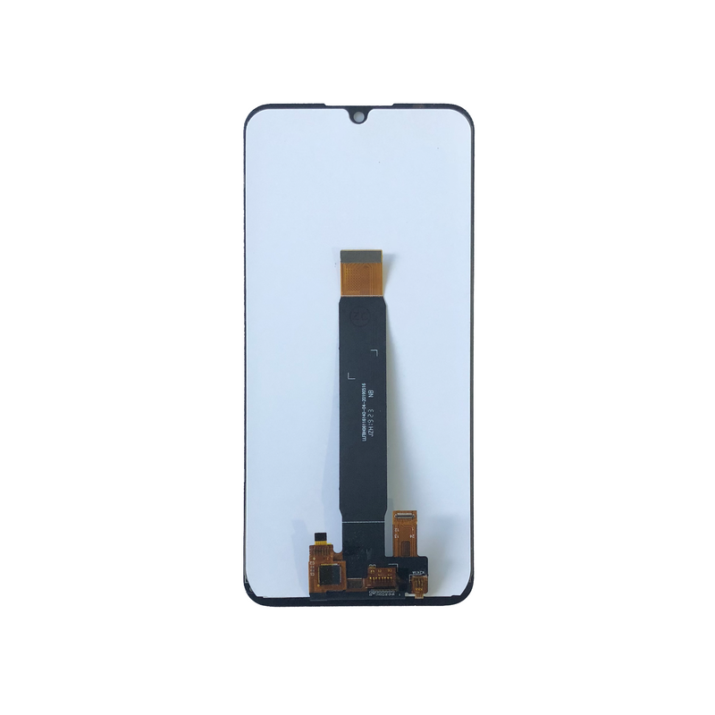 LCD and Digitizer Touch Screen Assembly for Motorola Moto E6 Plus [Black]
