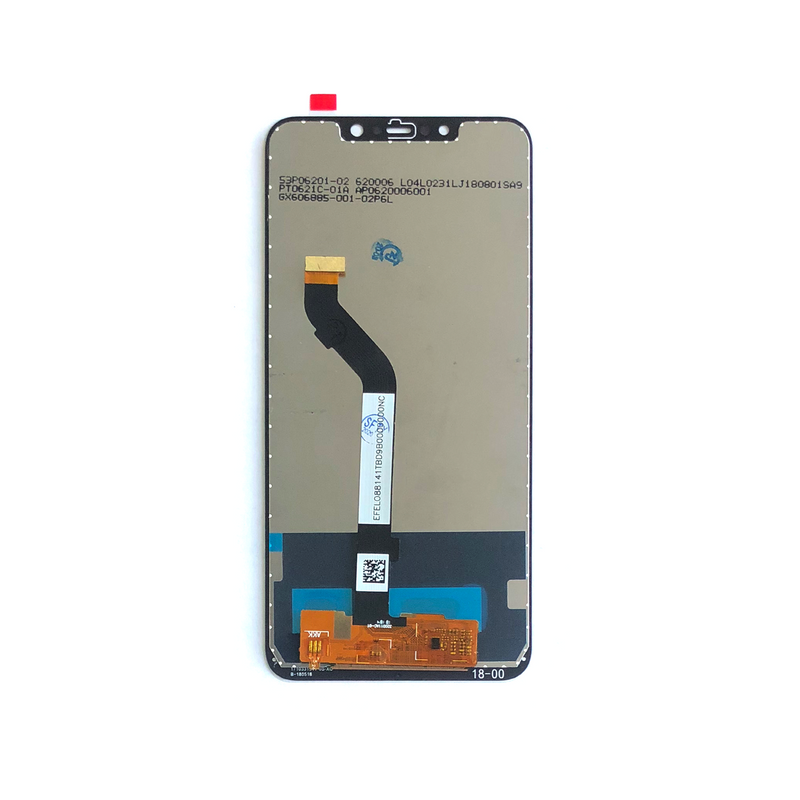 LCD and Digitizer Touch Screen Assembly for Xiaomi Pocophone F1 [Original / Black]