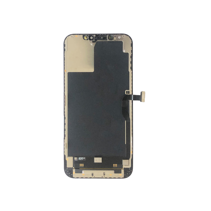 LCD and Digitizer Touch Screen Assembly for iPhone 12 Pro Max [Original / Black]