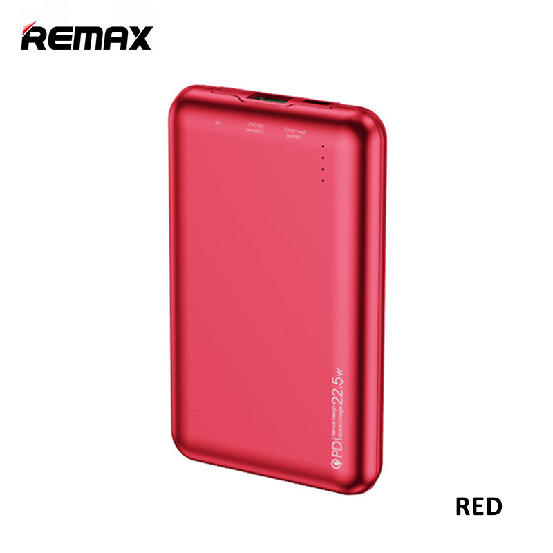 Remax RPP-170 10000 mAh Multi-compatible Fast Charging PowerBank