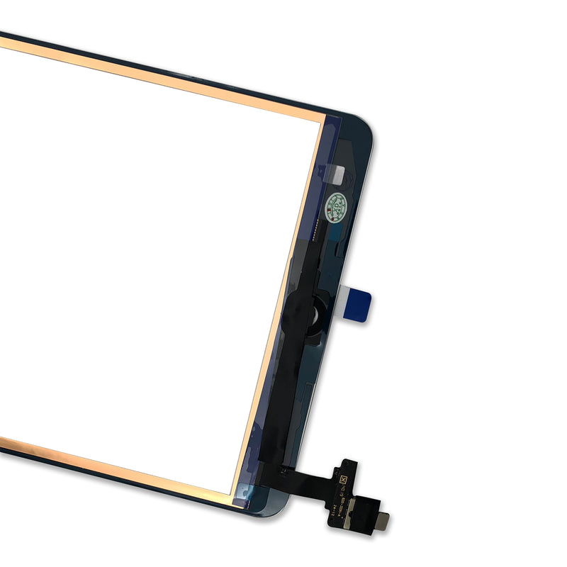 Digitizer Touch Screen with IC for iPad Mini / Mini 2 [Choice / White]