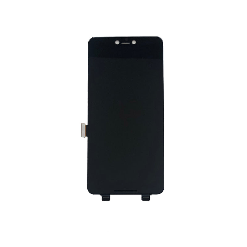 LCD and Digitizer Touch Screen Assembly for Google Pixel 3 XL [Original / Black]